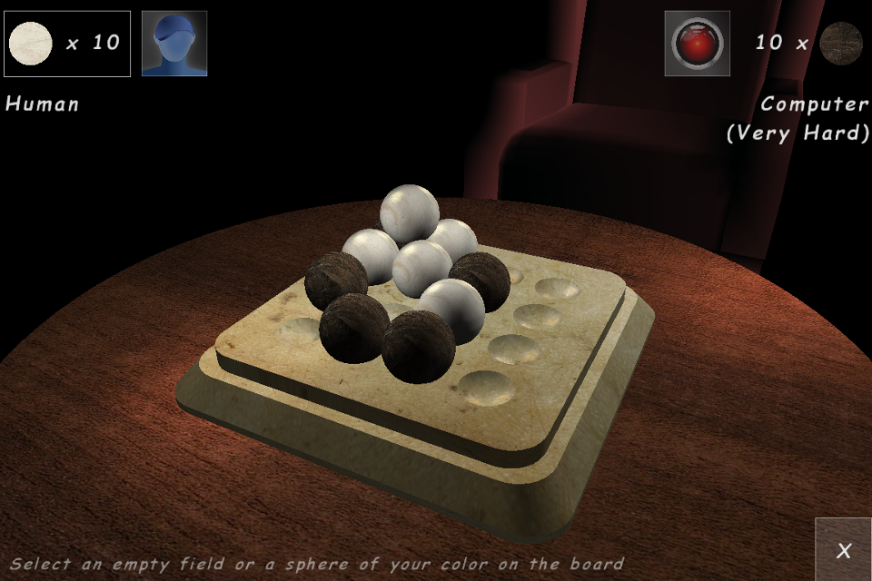 Screenshot Sphyro 3D