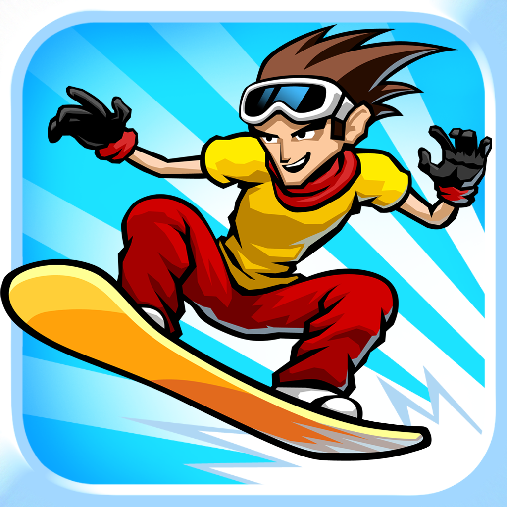 iStunt 2 - Snowboard iOS